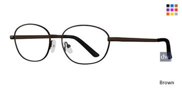 Brown Parade 1589 Eyeglasses