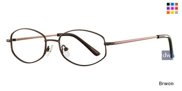 Brown Parade 1590 Eyeglasses