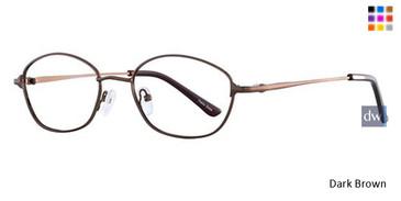 Dark Brown Parade 1592 Eyeglasses