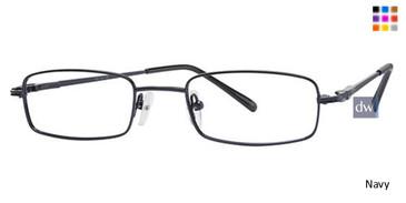 Navy Parade 1605 Eyeglasses