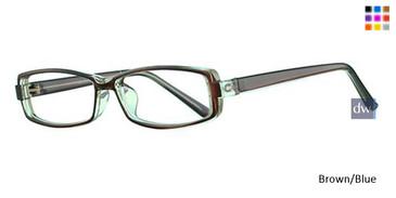 Brown/Blue Parade 1704 Eyeglasses