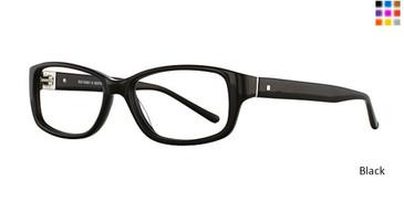 Black Romeo Gigli 74061 Eyeglasses