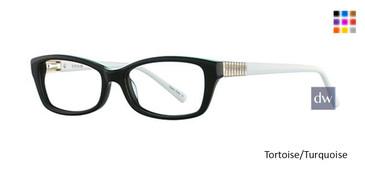 Black/White Avalon 5047  Eyeglasses