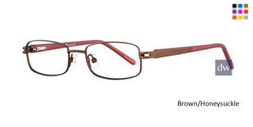 Brown/Honeysuckle K12 4059