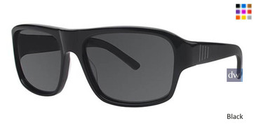 Black Wired 6604 Sunglasses