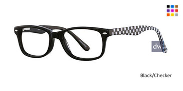 Black/Checker K12 4081