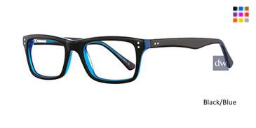 Black/Blue K12 4087