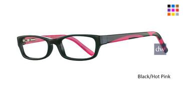 Black/Hot Pink K12 4094