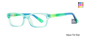 Aqua Tie Dye K12 4098