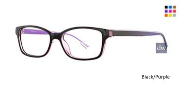 Black/Purple X21 4604