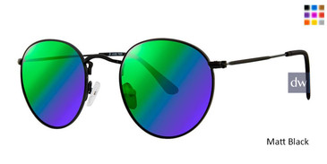Matt Black Vivid 792S Sunglasses - Teenager.