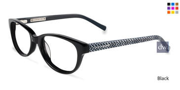 Black Lucky Kid D701 Eyeglasses.