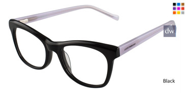 Black Lucky Kid D708 Eyeglasses - Teenager.