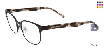Black Lucky Kid D709 Eyeglasses - Teenager.