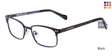 Black Lucky Kid D803 Eyeglasses.