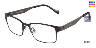 Black Lucky Kid D808 Eyeglasses.