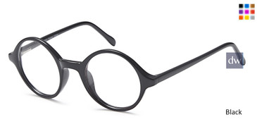 Black Capri FLEEK Eyeglasses.