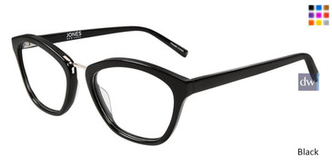 Black Jones New York J766 Eyeglasses