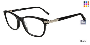 Black Jones New York J768 Eyeglasses