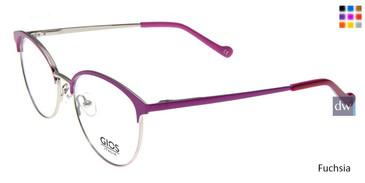 Fuchsia Gios Italia GLP100060 Eyeglasses
