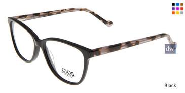 Black Gios Italia GRF500096 Eyeglasses