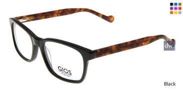 Black Gios Italia GRF500103 Eyeglasses