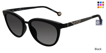 Black Carolina Herrera SHE748 Sunglasses