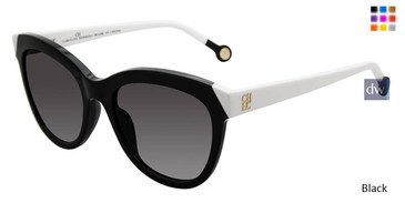 Black Carolina Herrera SHE743 Sunglasses