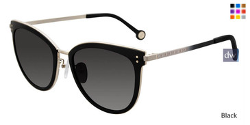 Black Carolina Herrera SHE102 Sunglasses