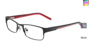 Black Converse K009 Eyeglasses - Teenager