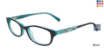 Black  Converse K015 Eyeglasses