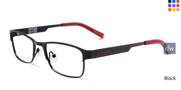 Black  Converse K025 Eyeglasses - Teenager