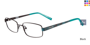 Black  Converse K101 Eyeglasses - Teenager
