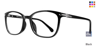 Black Eight To Eighty Torino Eyeglasses
