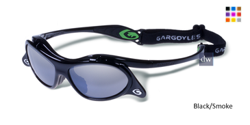 Black/Smoke Gargoyles GAMER Sunglasses