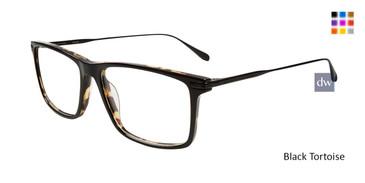 Black Tortoise John Varvatos V403 Eyeglasses