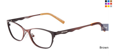 Brown  Converse K200 Eyeglasses