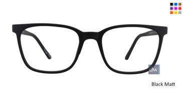 Black Matt Limited Edition BRIDGEPORT Eyeglasses