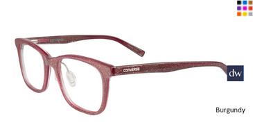 Burgundy  Converse K402 Eyeglasses