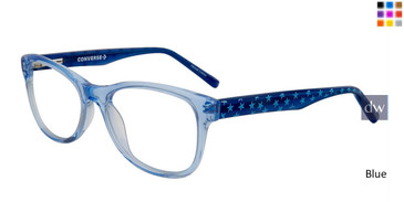Blue  Converse K405 Eyeglasses - Teenager
