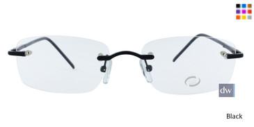 Black CE-TRU 602 Eyeglasses