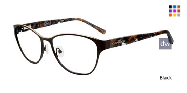 Black Jones New York J488 Eyeglasses