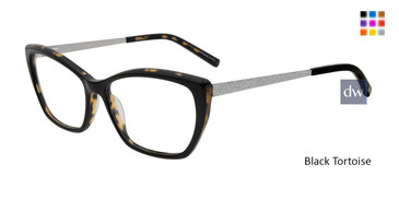 Black Tortoise Jones New York J770 Eyeglasses