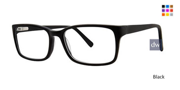 Black Elan 3023 Eyeglasses