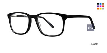 Black Elan 3025 Eyeglasses