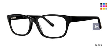 Black Elan 3031 Eyeglasses