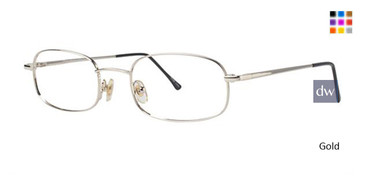 Gold Elan 9200 Eyeglasses