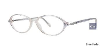 Blue Fade Elan 9209 Eyeglasses