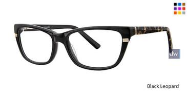 Black/Leopard Vavoom 8072 Eyeglasses
