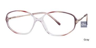 Grey Elan 9284 Eyeglasses